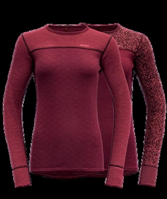Bilde av Devold Kvitegga Woman Shirt Port