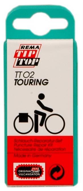 Bilde av Lappesett til sykkel