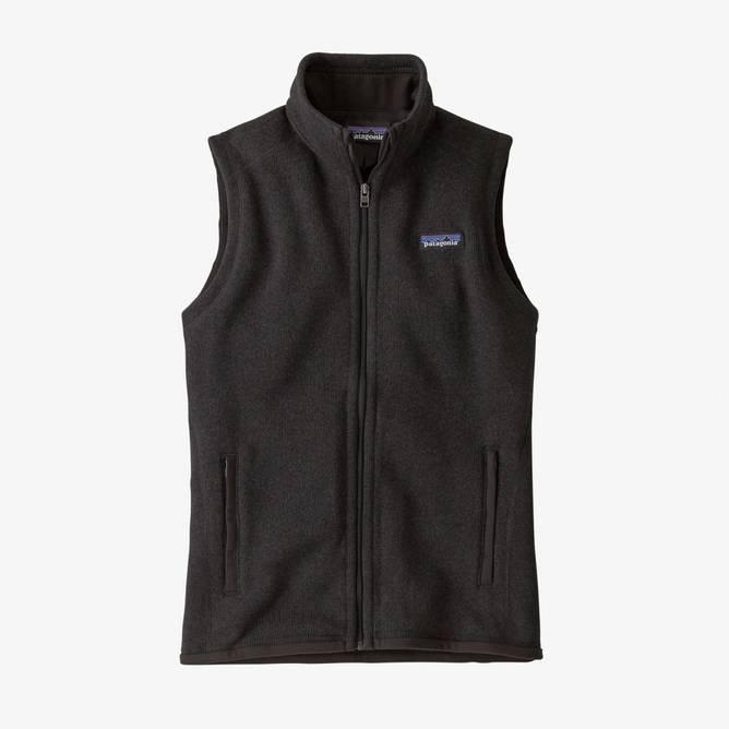 Bilde av Patagonia Better Sweater Vest W Black