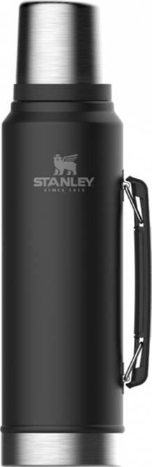 Bilde av Stanley Termos Classic Vacuum 1 liter Matt Black