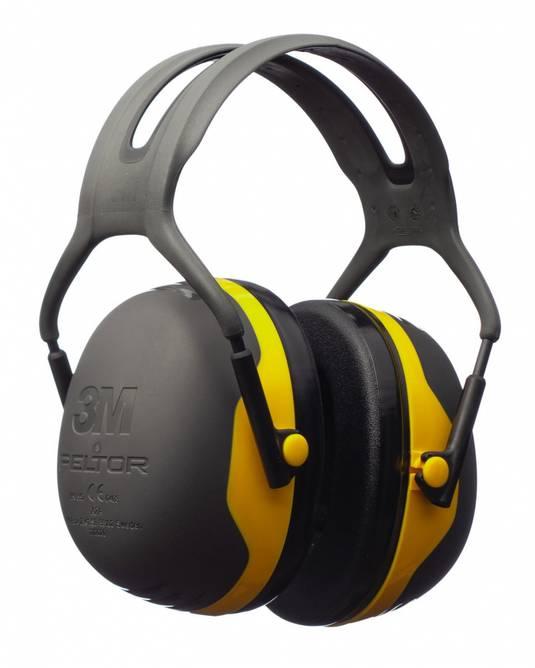 Bilde av  3M Peltor X4A Hørselvern Passive hørselvern, SNR
