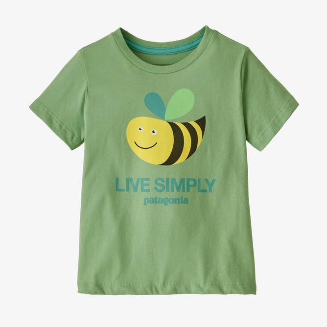 Bilde av Patagonia Baby Live Simply Organic T-Shirt Live